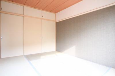【寝室】第2清住ハイツ