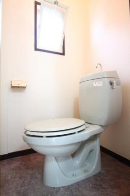 【トイレ】第2清住ハイツ