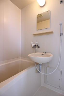 【浴室】ピアハイツ