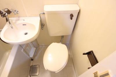 【トイレ】ユニオンハイツ大町