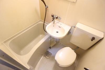 【浴室】ユニオンハイツ大町
