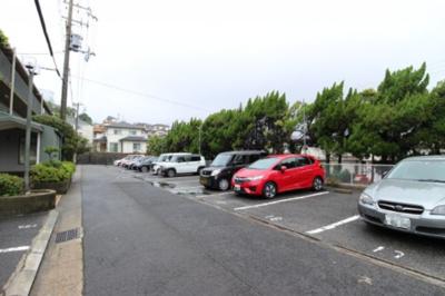 【駐車場】ハイツジェームス山