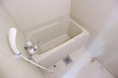【浴室】第三岩井ハイツ