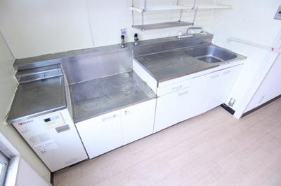 【キッチン】第三岩井ハイツ