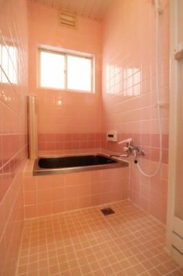 【浴室】東垂水2丁目貸家