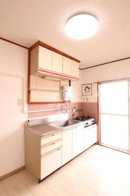 【キッチン】明舞第一団地 3号棟