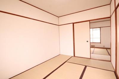 【寝室】明舞第一団地 3号棟