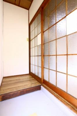【玄関】ジェニーハイツ