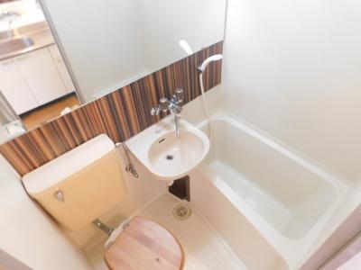 【浴室】サニーパレス五色山