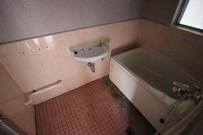 【浴室】サンハイム北舞子