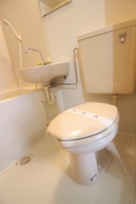 【トイレ】野沢マンション