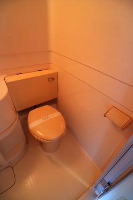 【トイレ】ルミエール上高丸