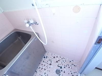 【浴室】ソルトインハイツ