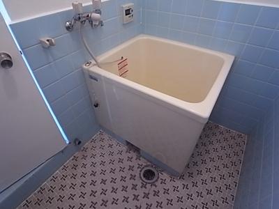 【浴室】マンション青山台