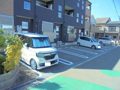 【駐車場】サン・ブライト