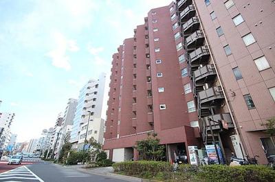 11階建6階部分のお住まいです。