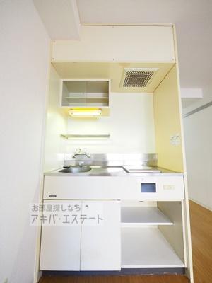 【キッチン】レガシー千駄木