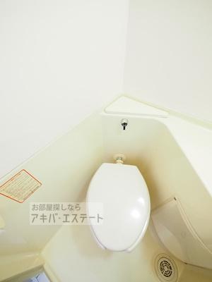 【トイレ】レガシー千駄木