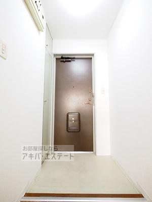 【玄関】レガシー千駄木