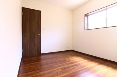 【寝室】朝霧南町3丁目賃貸戸建て