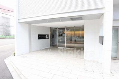 【エントランス】プログレッセ新大阪