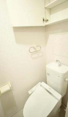 【トイレ】Radier plage