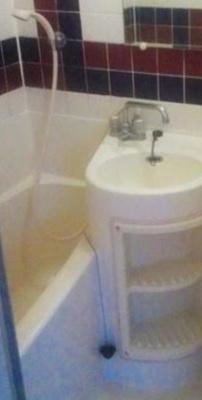 【浴室】ハイシティ二子玉川