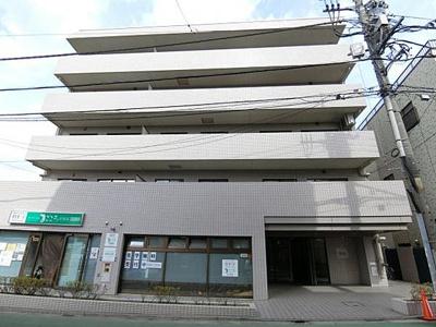 RC造7階建5階部分のお住いです。