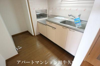 【キッチン】ヴィザージュ