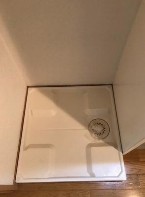 ライゼ立花の室内洗濯機置場