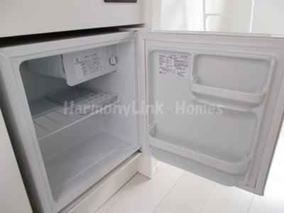 ファイン三軒茶屋のミニ冷蔵庫☆