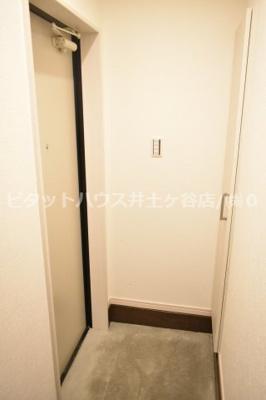 【玄関】ベイルーム南太田プレミア