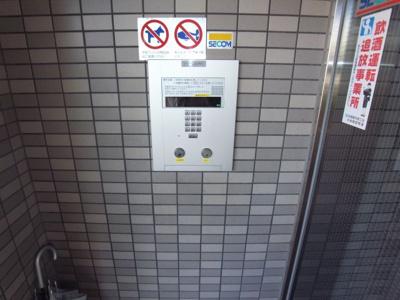 【セキュリティ】レジデンスヘイワ