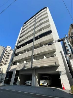【外観】レジュールアッシュ難波MINAMIⅡ