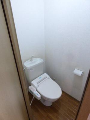 【トイレ】総社第3マンション