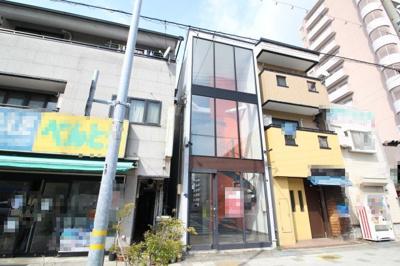 【外観】琵琶町1丁目1棟店舗