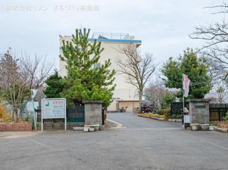 志木市立宗岡第二中学校 距離1200m
