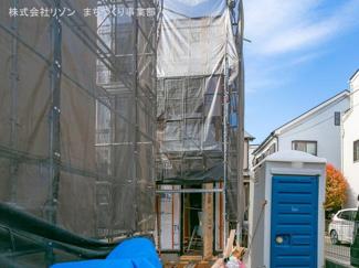 【外観】朝霞市幸町1丁目(戸建)C