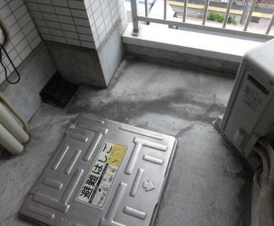 【バルコニー】NKビル