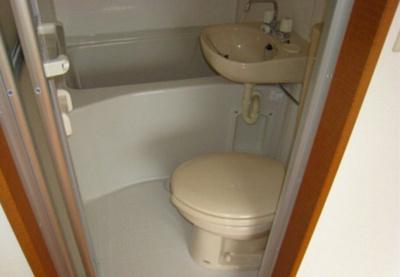 専用バスルーム♪