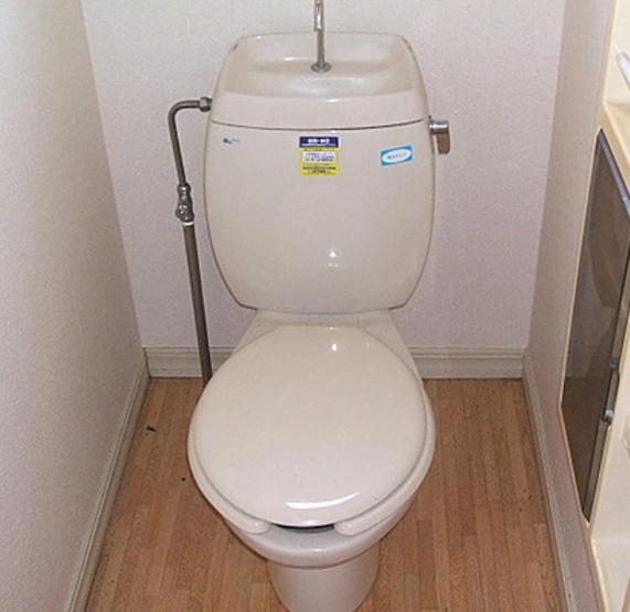 【トイレ】ベルテック上津