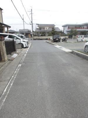 【前面道路含む現地写真】加古川市加古川町南備後