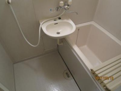 【浴室】ヴェルデュール千駄木