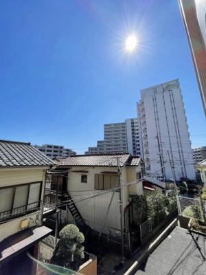【展望】東急田園都市線「二子新地」駅 コムロンド二子多摩川