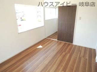 きれいな洋室です♪岐阜市長良子正賀 リフォーム済み戸建て♪