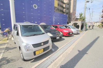 【駐車場】CASA AZUL