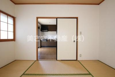 【和室】ウエストハイム C棟
