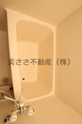 【浴室】ウエストハイム C棟