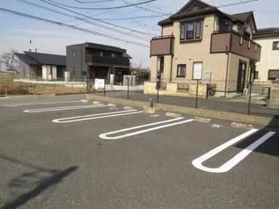 【駐車場】アミティエIII