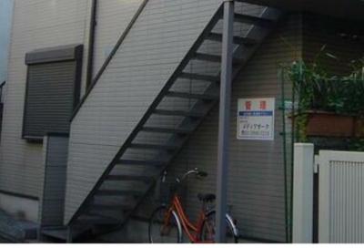 【エントランス】グリーンコート江古田